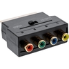 InLine® Scart Adapter, Scart Stecker an 4x Cinch Buchse...