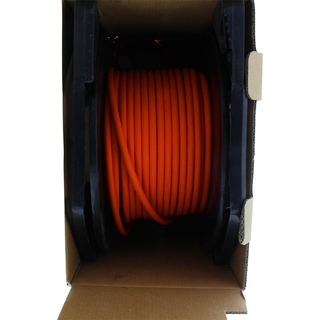 InLine® Installation Cable S/FTP PiMF Cat.7a AWG23 1200MHz halogen free orange 100m