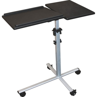 InLine® Trolley for Notebook and Projector height 700 - 900mm