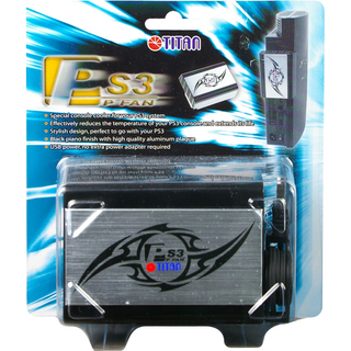Titan PlayStation 3 PS3 system fan, TTC-NQ31TZ